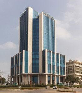 Tòa nhà công nghệ cao Viettel