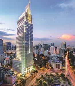 Tòa nhà VP Vietcombank Tower