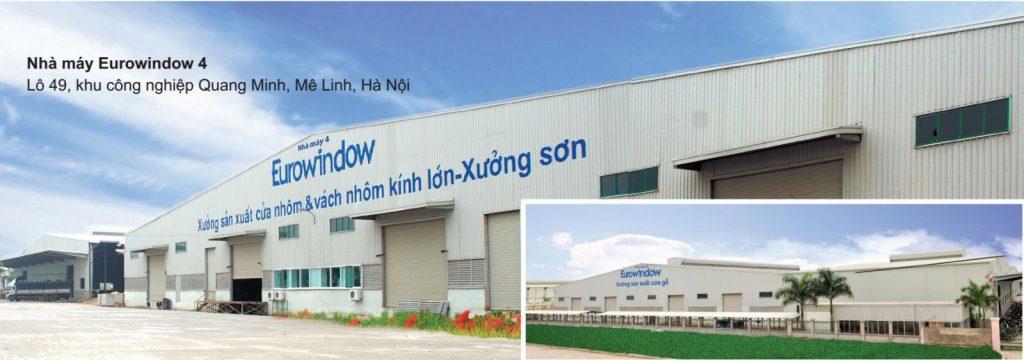 Nhà máy eurowindow số 4