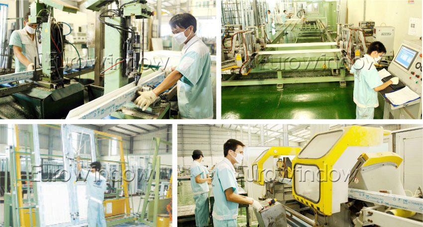 Nhà máy Eurowindow