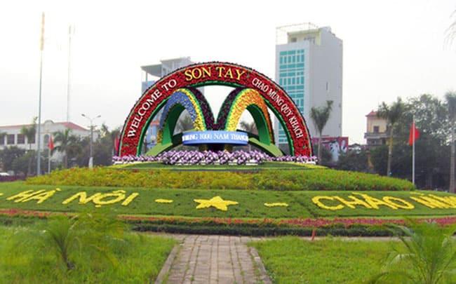 Bảng giá cửa eurowindow tại thị xã Sơn Tây