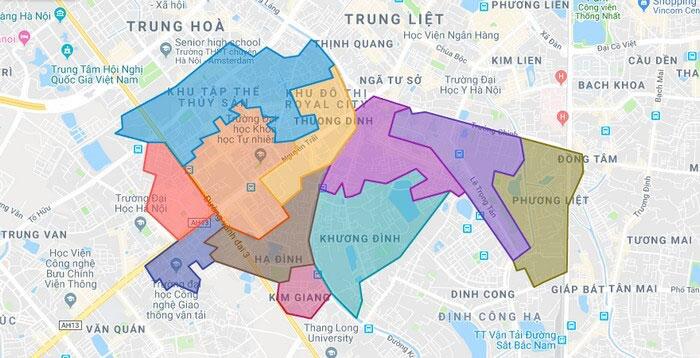 Bảng giá cửa Eurowindow tại Thanh Xuân