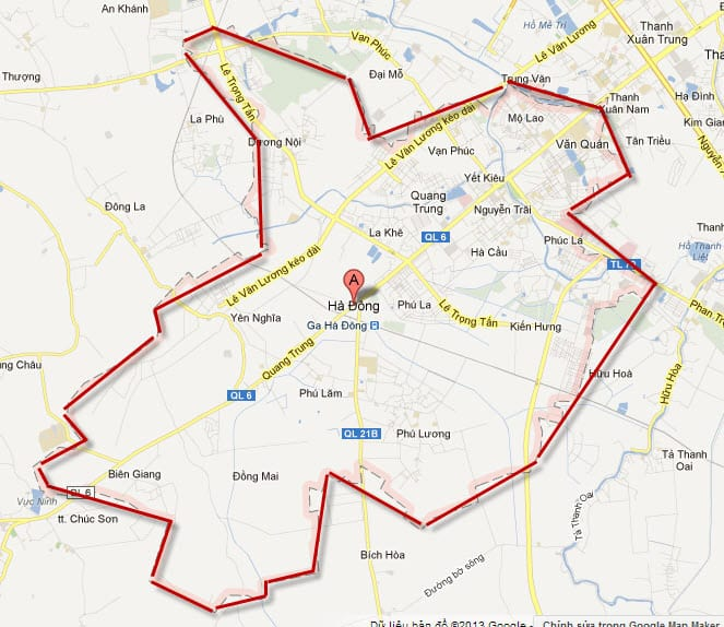 Lắp đặt cửa Eurowindow tại Hà Đông - Hà Nội