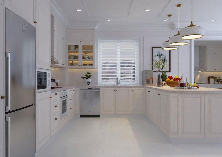 Nội thất phòng bếp - Eurowindow