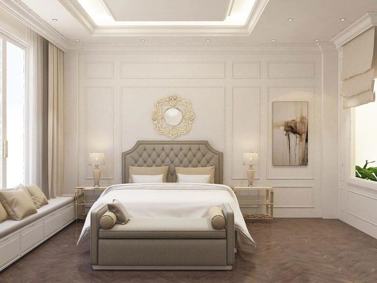 Nội thất phòng ngủ Eurowindow